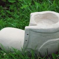 Kamienny dekoracyjny bucik